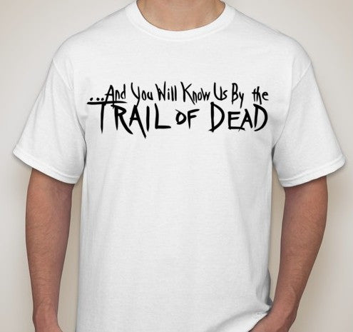 And You Will Know Us by the Trail of Dead T-shirt | Blasted Rat