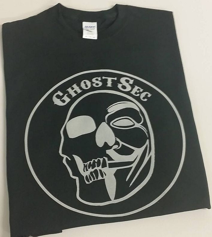 Anonymous Operation GhostSec T-shirt