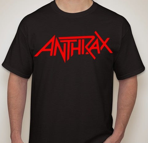 Anthrax T-shirt | Blasted Rat