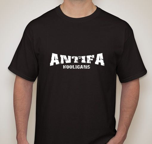 Antifa Hooligans Football T-shirt