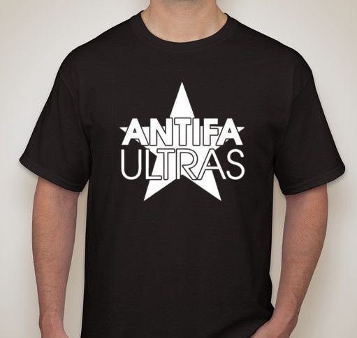 Antifa Ultras Football T-shirt