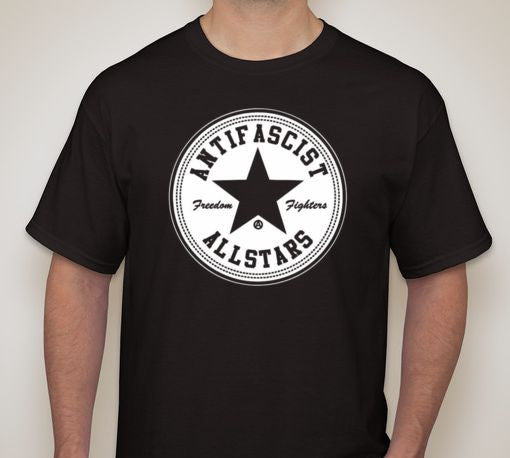 Antifascist All Stars Freedom Fighters T-shirt