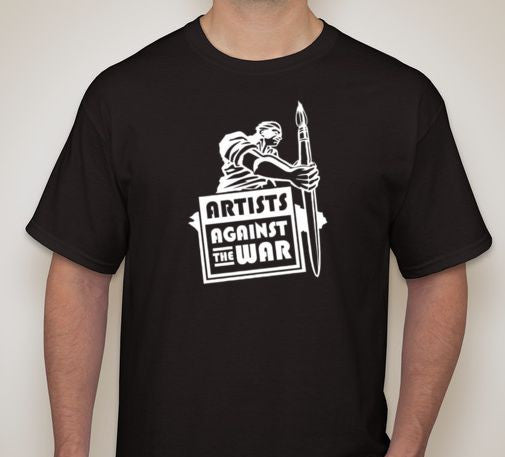 Artists Against War T-shirt
