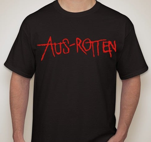 Aus Rotten T-shirt | Blasted Rat