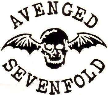 Avenged Sevenfold | Die Cut Vinyl Sticker Decal | Blasted Rat