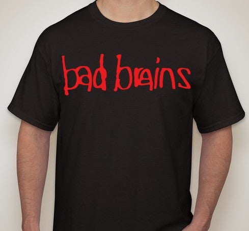 Bad Brains T-shirt | Blasted Rat