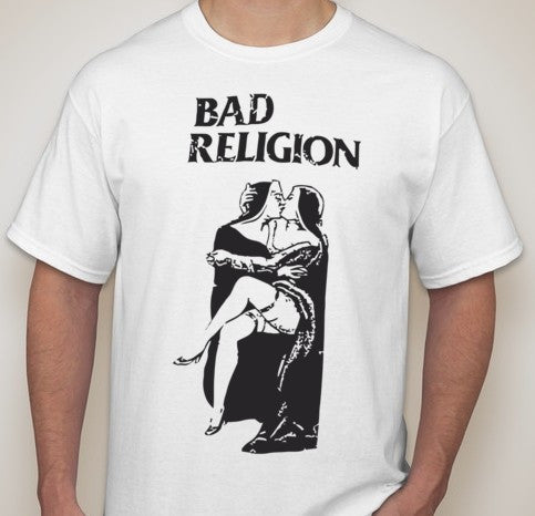 Bad Religion Nuns T-shirt | Blasted Rat
