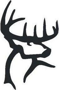Buck commander - Die Cut Vinyl Sticker Decal