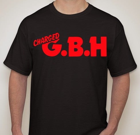 Charged GBH T-shirt | Blasted Rat