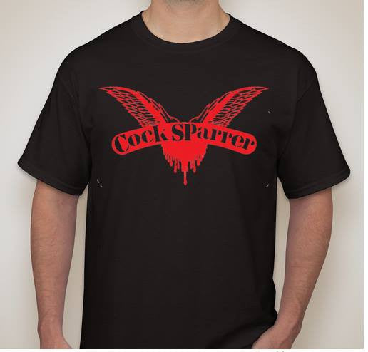 Cock Sparrer Punk Rock Band Music T-shirt | Blasted Rat