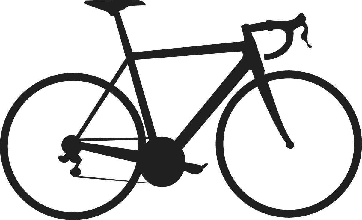 Cycling road bike style 2 decal jpgv1407795610