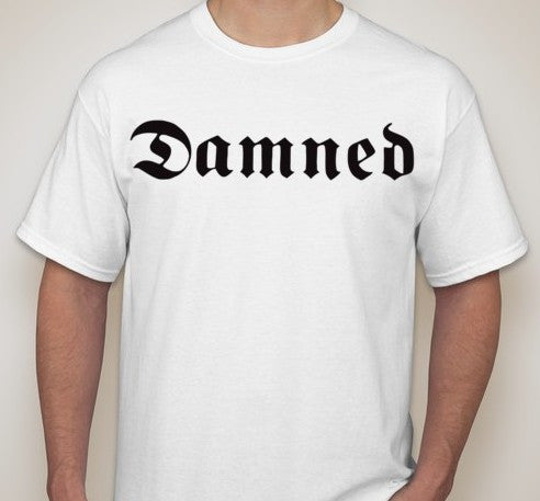 Damned T-shirt | Blasted Rat