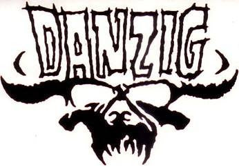 Danzig | Die Cut Vinyl Sticker Decal | Blasted Rat