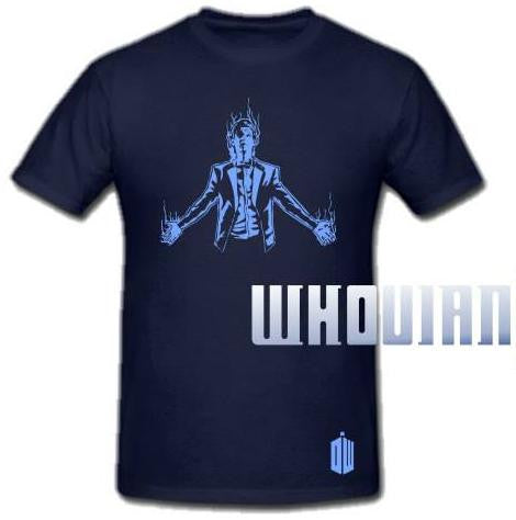 Doctor Who 11th Doctor T-shirt | Blasted Rat