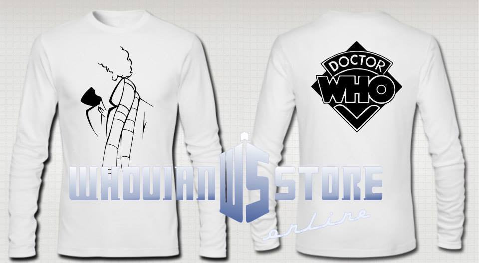 Doctor Who 12th Doctor Long Sleeve T-shirt