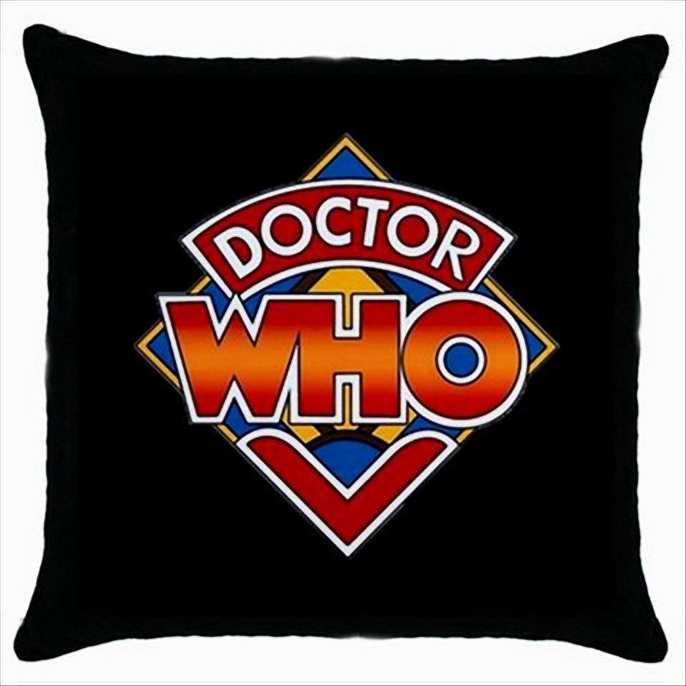 Dr Who Pillow | Blasted Rat