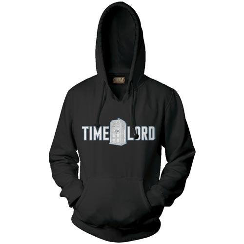 Doctor Who Time Lord Hoodie