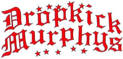 Dropkick Murphys | Die Cut Vinyl Sticker Decal | Blasted Rat