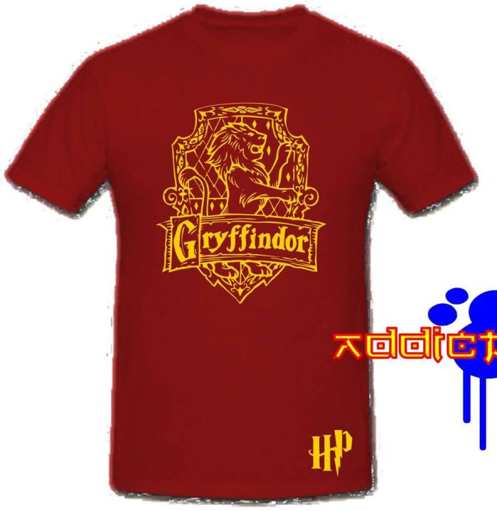 Harry Potter Gryffindor T-shirt | Blasted Rat
