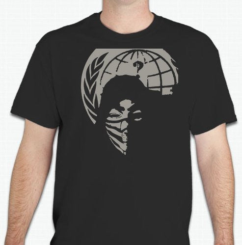 Anonymous Ninja I Have This Radical Belief T-shirt