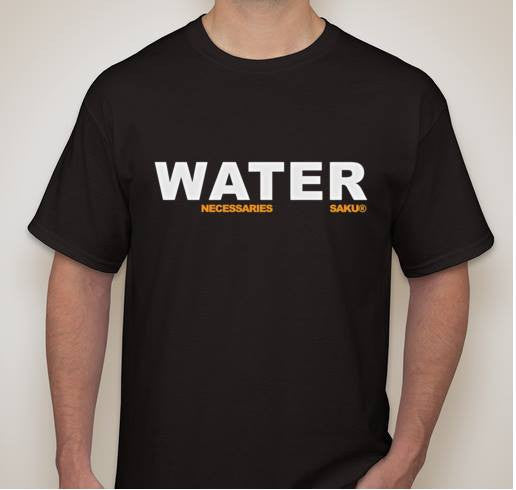 Kazushi Sakuraba MMA Necessaries Water T-shirt | Blasted Rat