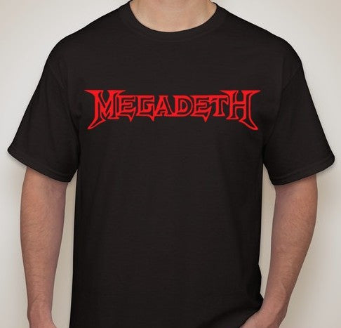 Megadeth T-shirt | Blasted Rat