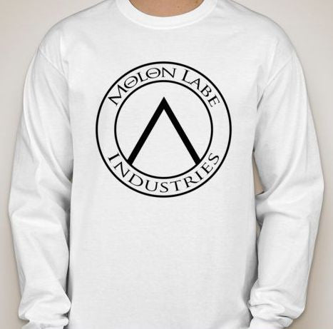 Molon Labe Industries Long Sleeve T-shirt | Blasted Rat
