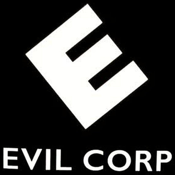 Mr Robot Evil Corp Tv Show Die Cut Vinyl Sticker Decal