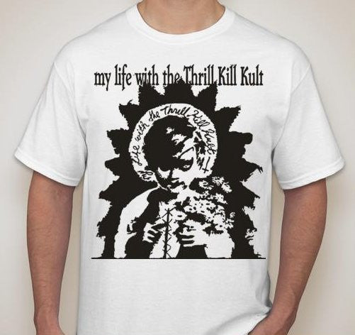 My Life With The Thrill Kill Kult T-shirt | Blasted Rat
