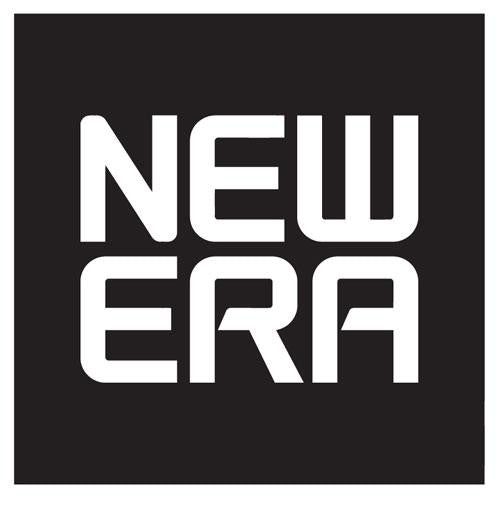New Era Logo | Die Cut Vinyl Sticker Decal | Blasted Rat