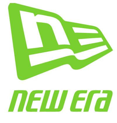 NE New Era Logo | Die Cut Vinyl Sticker Decal | Blasted Rat
