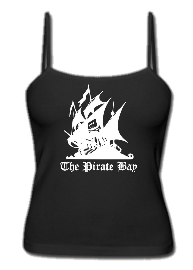 The Pirate Bay Women Singlet | Blasted Rat