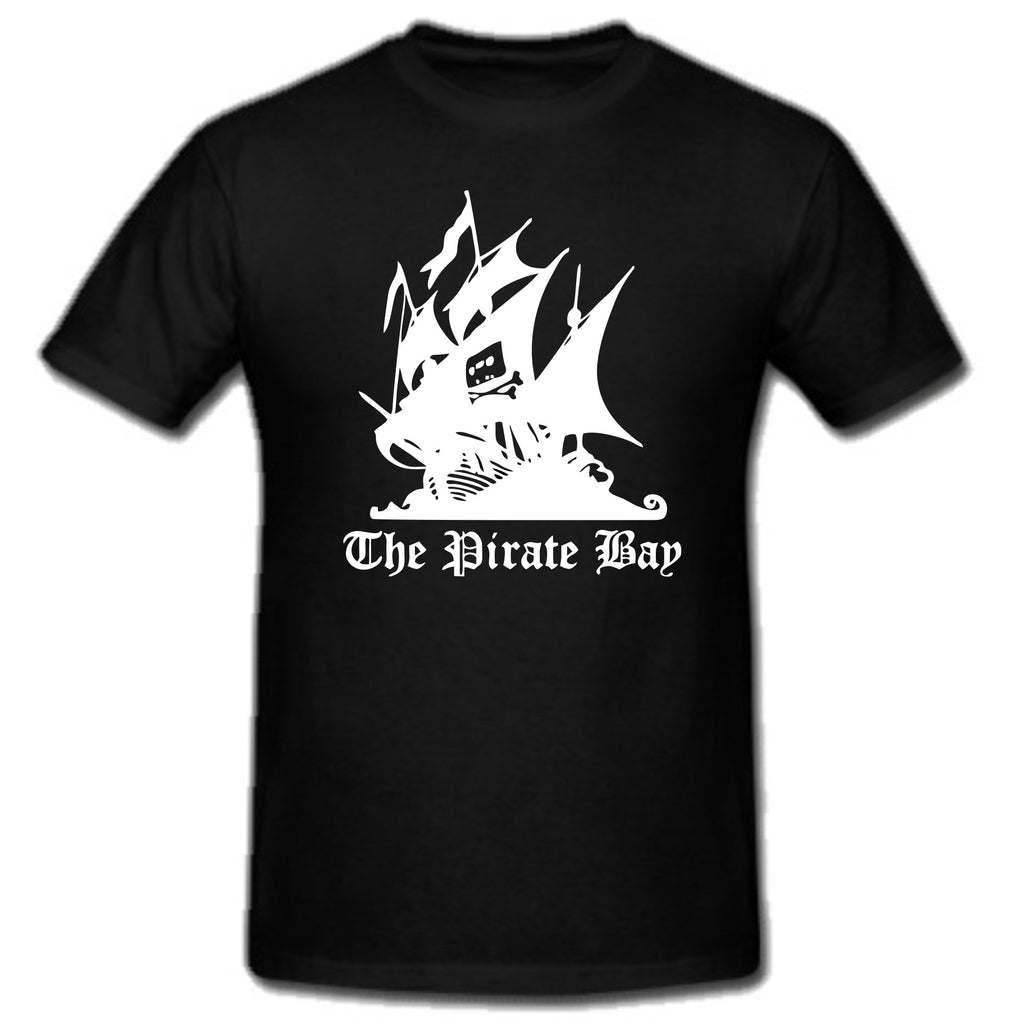 The Pirate Bay T-shirt | Blasted Rat
