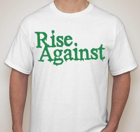 Rise Against T-shirt | Blasted Rat