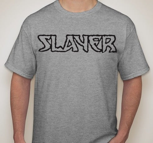 Slayer T-shirt | Blasted Rat