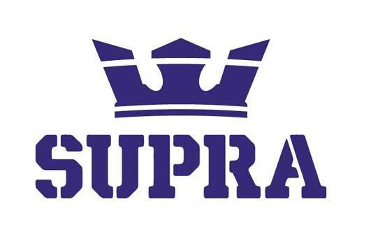 Supra Logo | Die Cut Vinyl Sticker Decal | Blasted Rat