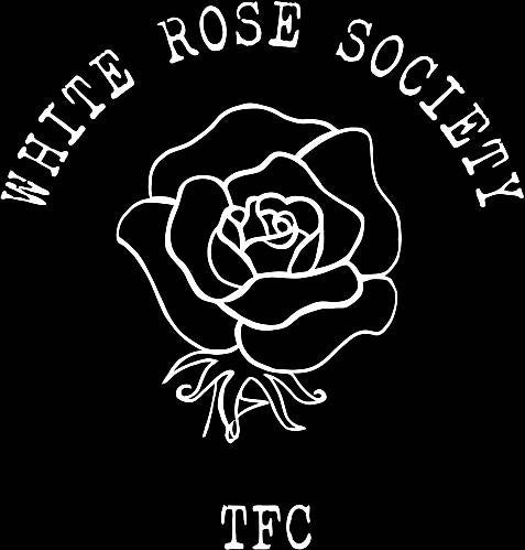 White Rose Society The Fifth Column | Die Cut Vinyl Sticker Decal