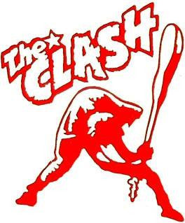 The Clash | Die Cut Vinyl Sticker Decal | Blasted Rat