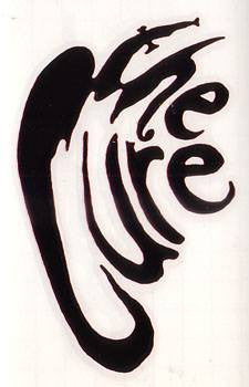 The Cure | Die Cut Vinyl Sticker Decal | Blasted Rat