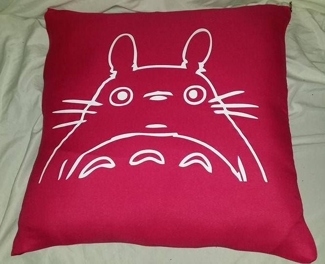 Totoro Anime Pillow Cover