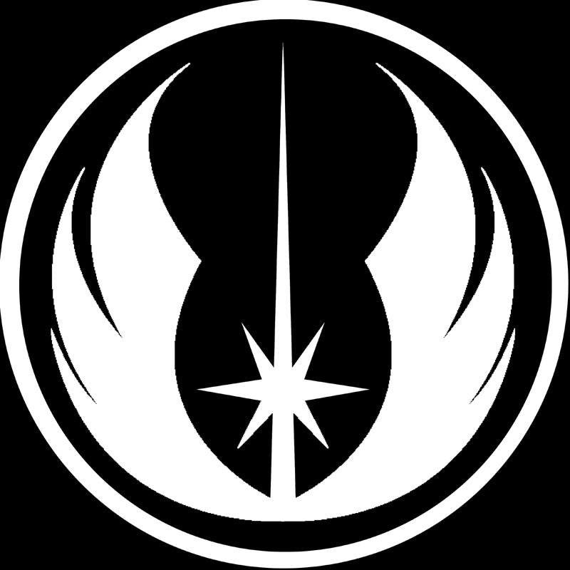 Star Wars New Jedi Order |  Die Cut Vinyl Sticker Decal | Blasted Rat