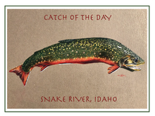 Load image into Gallery viewer, Trout Snake River Idaho