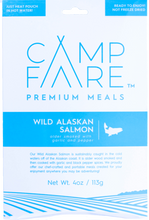Load image into Gallery viewer, campfare salmon package front