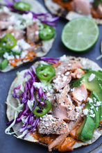 Load image into Gallery viewer, campfare salmon salad