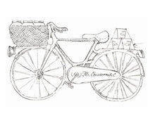 Load image into Gallery viewer, Chiaverini Bicycle Florence Italy