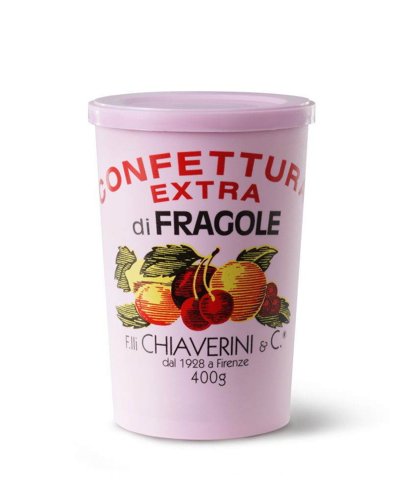 Chiaverini Strawberry Jam Classic Jar
