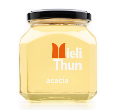 Acacia Honey Jar