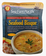 Load image into Gallery viewer, Seafood Bisque Pouch