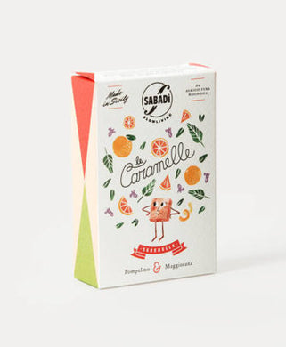 Sabadi Org Hard Candy Grapefruit Box