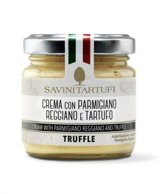 Savini Parmigiano Truffle Cream in Jar